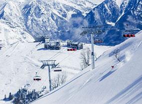 Station de Ski, SuperBagnères