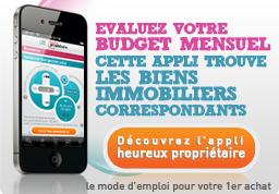 Nouvelle appli iPhone du Crédit Agricole