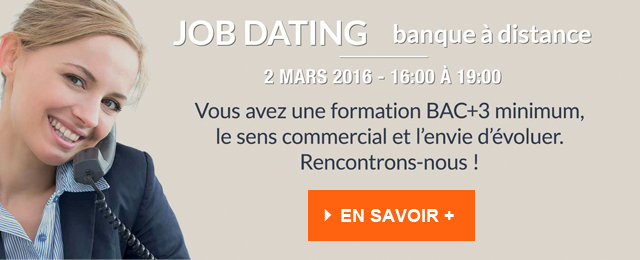 Job dating caisse epargne limousin